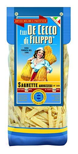 De Cecco Sagnette Abruzzesi Gourmet - 1 Confezione