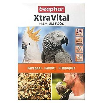 Beaphar XtraVital/Alimentation Premium pour Perroquet 1 kg