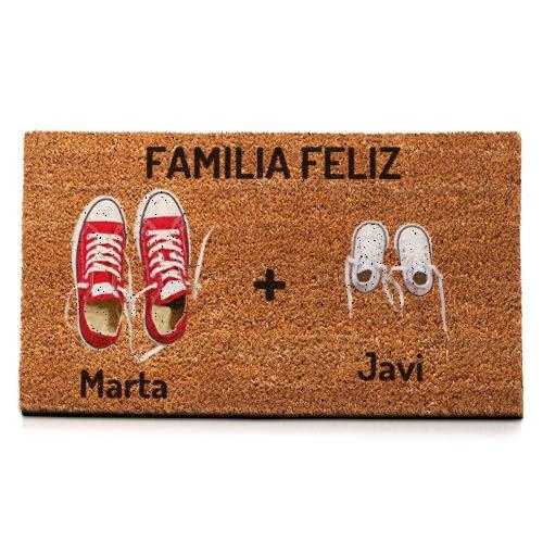 Felpudos Personalizados Familia Marca Desconocido