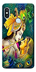 DigiPrints Hard Pc Radha Krishna Design 1 Printed Designer Back Case Cover For Xiaomi Redmi Note 5 Pro