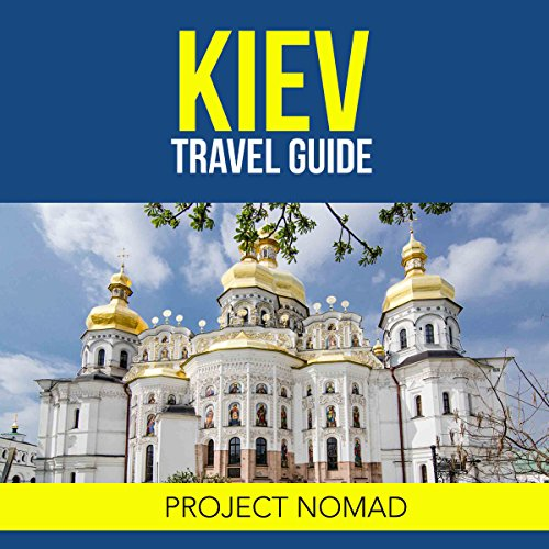 Kiev, Ukraine audiobook cover art
