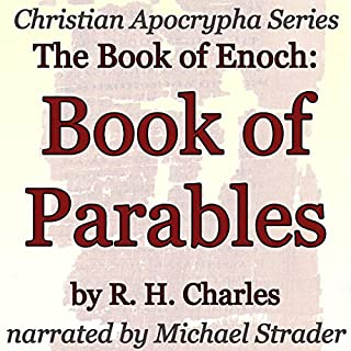 The Book of Enoch: Book of Parables cover art