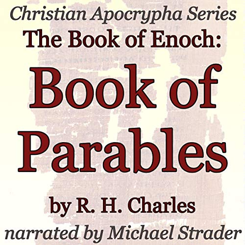 The Book of Enoch: Book of Parables audiobook cover art