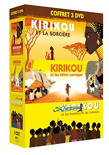 KIRIKOU-TRILOGY (3 Films)