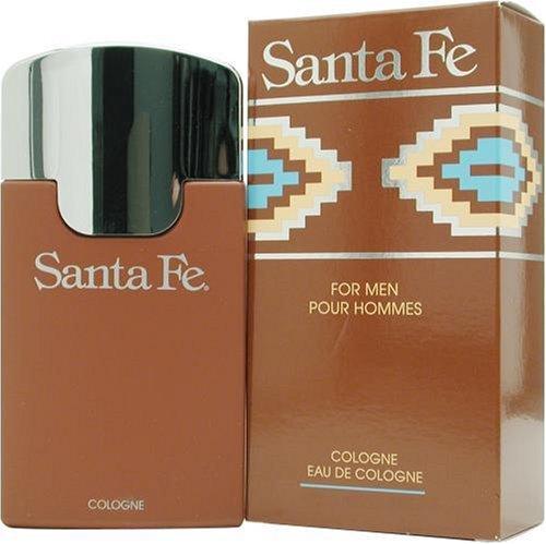 Santa Fe By Aladdin Fragrances For Men, Eau De Cologne 3.4-Ounce Bottle