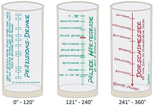 Schoppenglas 0,5l 'Pälzer Dorschdmesser'