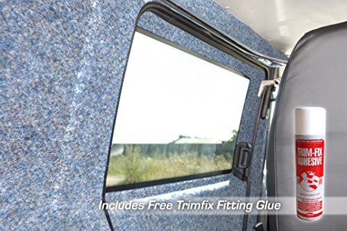 5m Veltrim Van Lining Pliable Carpet Trimfix Camper