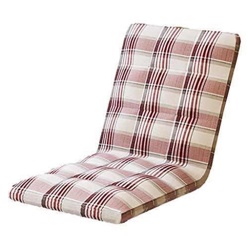 YULAN Opvouwbare bank, stoelkussen zonder benen, slaapzak, 6 snelheden, meerkleurig 100 x 50 x 10 cm