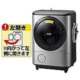 日立 【左開き】12.0kgドラム式洗濯乾燥機 ビッグドラム ステンレスシルバー BD-NX120CL S