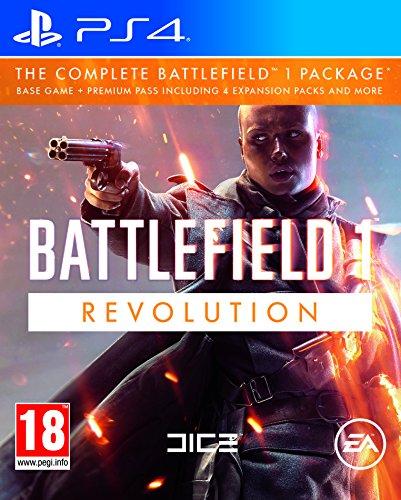 Battlefield 1 Revolution Edition (English/Arabic Box)/PS4
