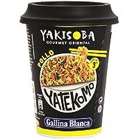 Gallina Blanca - Yokisoba - Fideos orientales sabos a pollo - 93 g