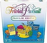 Hasbro Trivial Pursuit: familie editie - Juego de tablero (Juegos de preguntas, Niños y adultos, Niño/niña, 8 año(s), 400 pieza(s), Family edition)