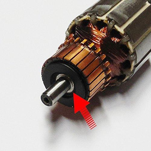 Anker Rotor für Rutscher Schleifer Festool/Festo RS 400 RS 400 E RS 400 Q DS 400 DS 400 EQ