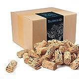 Tuuters 100 Bastelkorken, Medizin-korken, Weinkorken, Korken Länge = 45 mm, ⌀ = 24 mm (45x24mm)