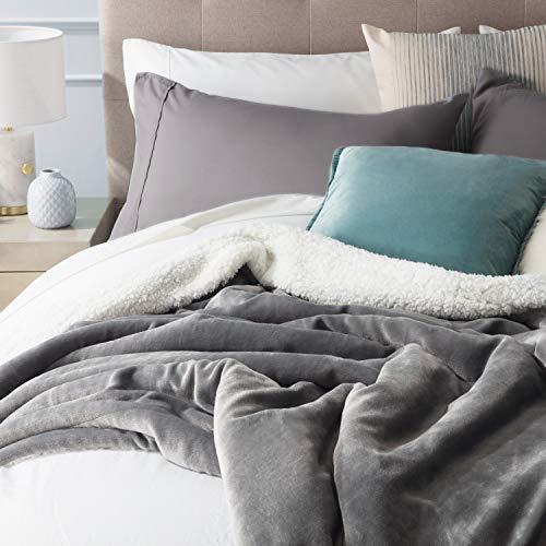 Bedsure(ベッドシュア)『毛布二枚合わせ』