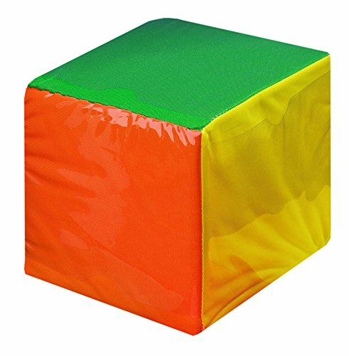 FLIXI Würfel mit Taschen, Einstecktaschen - Schaumstoffwürfel, Taschenwürfel - für Kinder und Erwachsene