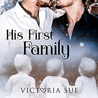 His First Family                   By:                                                                                                                                 Victoria Sue                               Narrated by:                                                                                                                                 Darcy Stark                      Length: 5 hrs and 9 mins     5 ratings     Overall 4.8