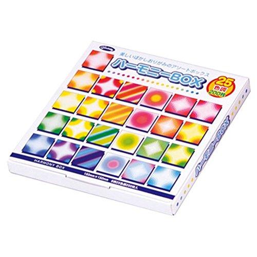 Aitoh 200Hojas armonía Origami Papel en Caja Set