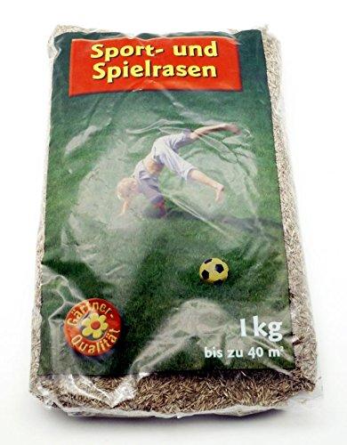Divers Rasensamen Sport- und Spielrasen 5kg Grassamen Samen Rasen Gras