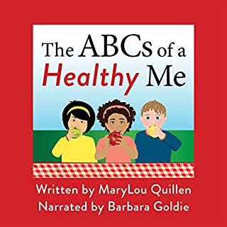 The ABCs of a Healthy Me cover art
