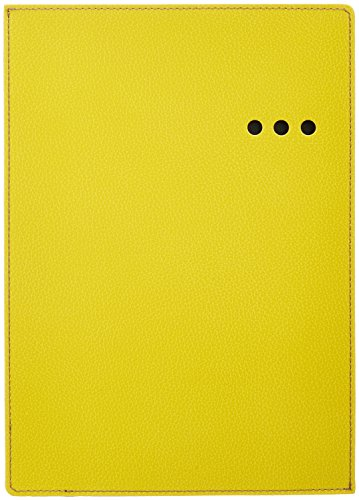 A5サイズ カラーチャート リサイクルレザーケース【ペアグリーン】 AB0340