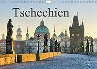 Tschechien (Wandkalender 2022 DIN A4 quer): Tschechien mit seinen grossartigen Staedten, Burgen und Schloessern (Monatskalender, 14 Seiten )