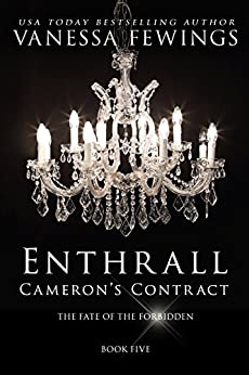 Cameron's Contract (Book 5) (Enthrall Sessions) by [Vanessa Fewings, Louise Bohmer]