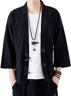 Best denim kimono jacket mens Reviews