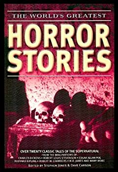 The World's Greatest Horror Stories 0760754667 Book Cover