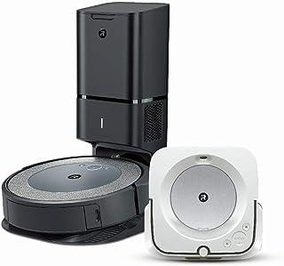 【セット商品】 ルンバ i3+ & ブラーバ m6 アイロボット ロボット掃除機 床拭きロボット マッピング 水拭き Wi-Fi対応 Alexa対応