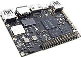 Khadas Amlogic S905D3 12nm VIM3L HTPC Kit with Quad-Core Cortex-A55 1.2TOPs NPU DDR4&EMMC 5.1 WiFi Dual Displays: HDMI MIPI-DSI
