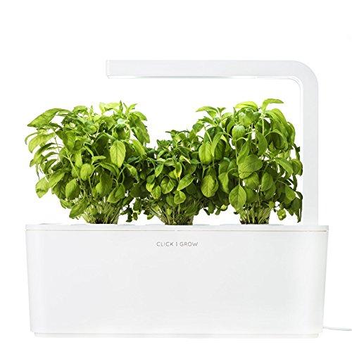 Click & Grow Indoor Smart Herb Garden