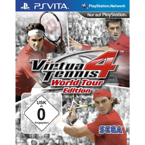 Virtua Tennis 4 - World Tour Edition [Edizione: Germania]