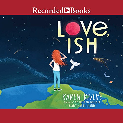 Love, Ish audiobook cover art