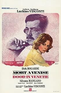 Death In Venice Poster Movie 11x17 Dirk Bogarde Mark Burns Bjorn Andresen Marisa Berenson