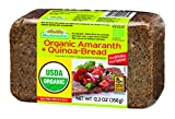 Mestemacher Bread, Organic Amaranth & Quinoa, 12.3 Ounce, 9 Count