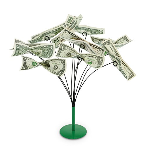 Kovot Tabletop Money Tree - Bendable Branches to Hold Money Or Gift Cards (1)