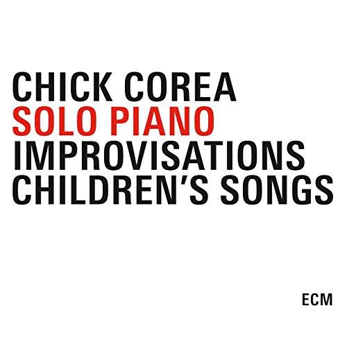 Solo Piano-Piano Improvisations/Children'S Songs