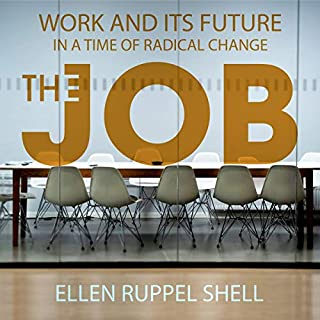 The Job audiobook cover art