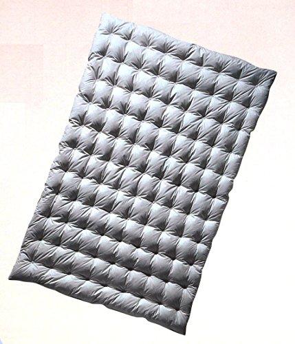 Betten Hofmann Sommer Daunendecke Punktstepp 135x200 cm 100% Daunen