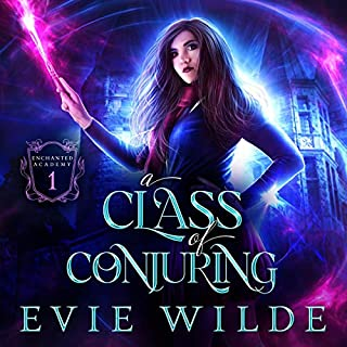 A Class of Conjuring cover art