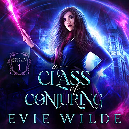 A Class of Conjuring audiobook cover art