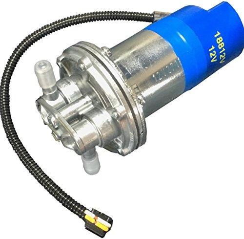 Hardi 18812V Benzinpumpe / Kraftstoffpumpe für 12 Volt und über 100 PS