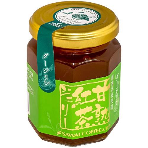 澤井珈琲 コーヒー 専門店 甘熟紅茶ジェリー 1個 160g 【 ダージリン 】