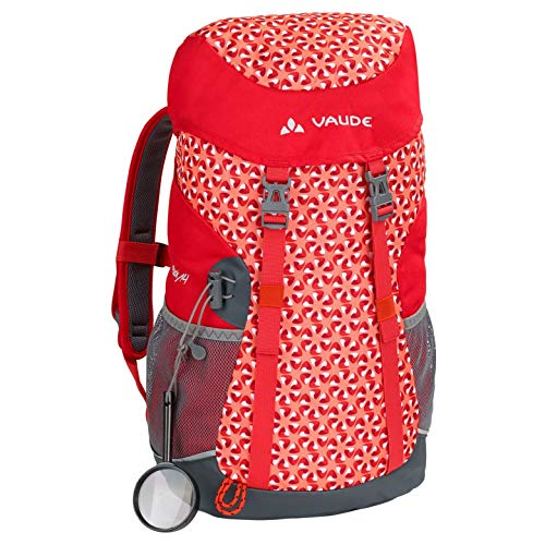 VAUDE Kinder Rucksack Puck 14, orange (arancione), 14 L