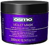 OSMO Silverising Violet - Mascarilla para cabello (300 ml)