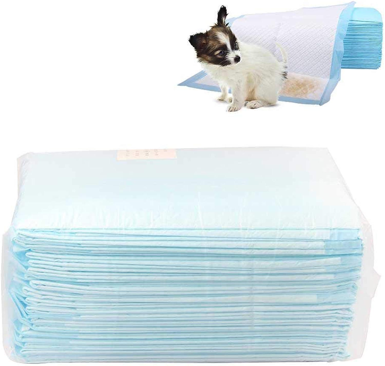 Pet Pee Pads, Ultra Absorbent Dog Pee Pads, Pet Training Puppy Pads, Durable & Super Absorbent Pet Training Pee Pad for Cat&Dog (Size   S  100pcs)