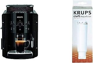 Krups - EA8108 - Machine à café automatique, 1450 watts & Krups Cartouche Aqua Filter Claris F08801
