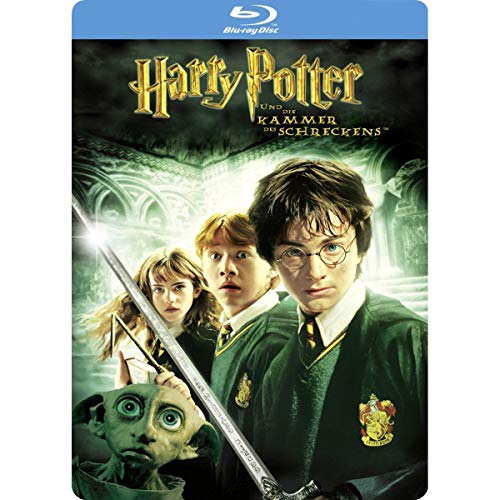 Harry Potter E A Camara Secreta [Blu-ray]