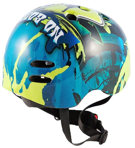 """Sport DirectTM? """"No Bounds Skate BMX Fahrrad Bike Helm - 3"""